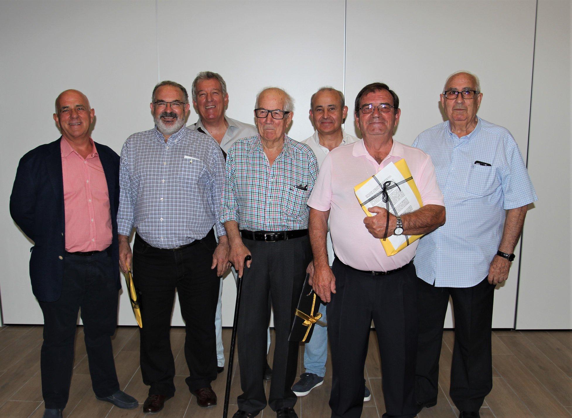 Presidentes C.D. Galapagar