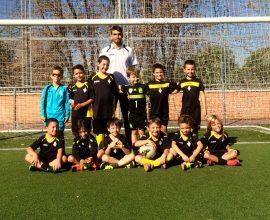 Prebenjamín A temporada 2014/2015