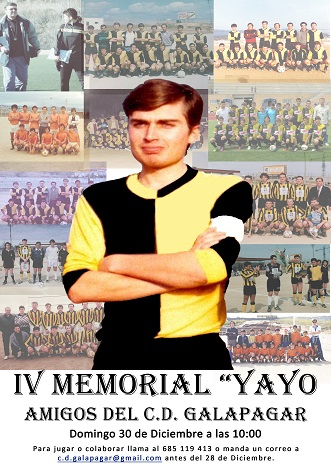 IV Memorial Yayo