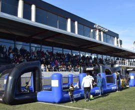 Imagen torneo de Chupetines en El Chopo